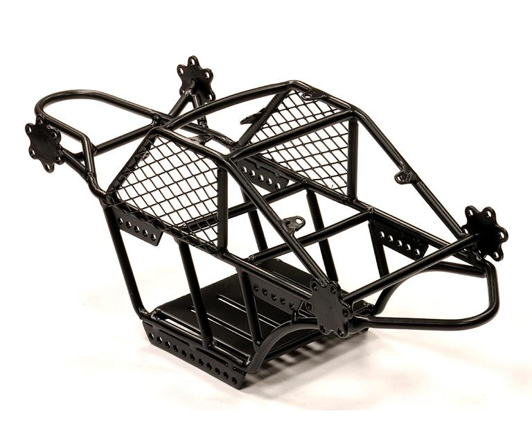 Replacement Steel Roll Cage Tube Frame Chassis for Rock Crawler MC01 ...