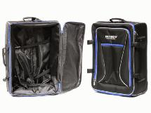 Team Integy Hauler Carrying Bag w/ Trolley Wheels & Handle L23 W17 H10 in.