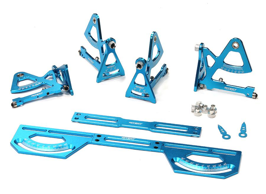 Universal Setup Station System for 1/16 Traxxas, Most 1/10 Touring ...