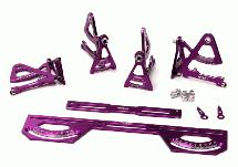 Universal Setup Station System for Most 1/10 Touring , Drift & 1/16 Traxxas