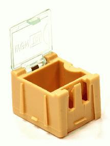 Extendable Storage Box for Parts & Hardware 1 Compartment 33x26x22mm
