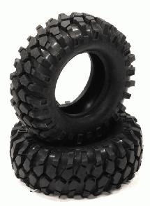 1.9 Size All Terrain (2) Off-Road Tires Type V (O.D.=96mm)