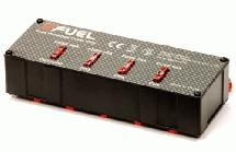 eFuel 5-Channel Strip Power Distribution Block w/ Fuse Protection