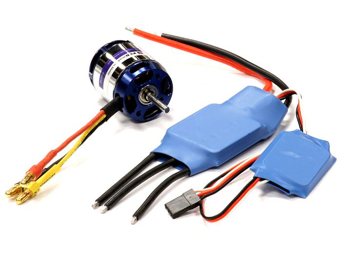 Brushless Motors & Parts for RC Cars, Boats, Planes & Helicopters