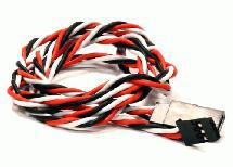 RX-Futaba Type Extension 900mm 22AWG Servo Wire