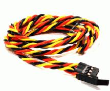 RX-JR Type Extension 900mm 22AWG Servo Wire