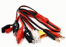B6 Type Charger Multi-Purpose Universal Adapter (V2) Wire Harness