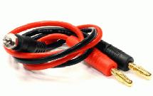 Wire Harness w/ Banana Plugs for Glow Plug Ignitor Charging