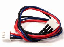 JST-XH Type 2S LiPo Balance Port Extension Wire 300mm
