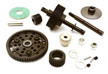 Billet Machined Heavy-Duty Gear Set for Axial 1/10 Wraith