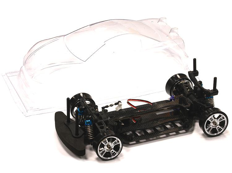 I16drf 4wd Chassis Kit 1 16 Performance Drift Car W Steering