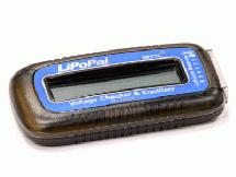 LiPoPal LCD Voltage Checker & Automatic Equalizer for 2S to 6S by SKYRC