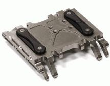 Billet Machined T2 Tube Frame Skid Plate for Axial Wraith 2.2