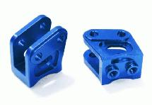 Billet Machined Alloy T3 Lower Suspension Link Mount (2) for Axial Wraith 2.2