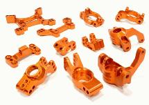 V2 Billet Machined Suspension Conversion Kit for Axial 1/10 EXO Off-Road