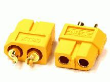 XT60 Type Connector (2) Female 3.5mm