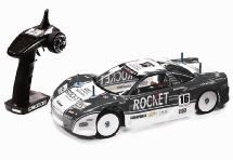 Brushless RTR C23475 V2 Type Full Hop-Up 1/10 4WD Shaft Drive Touring Car