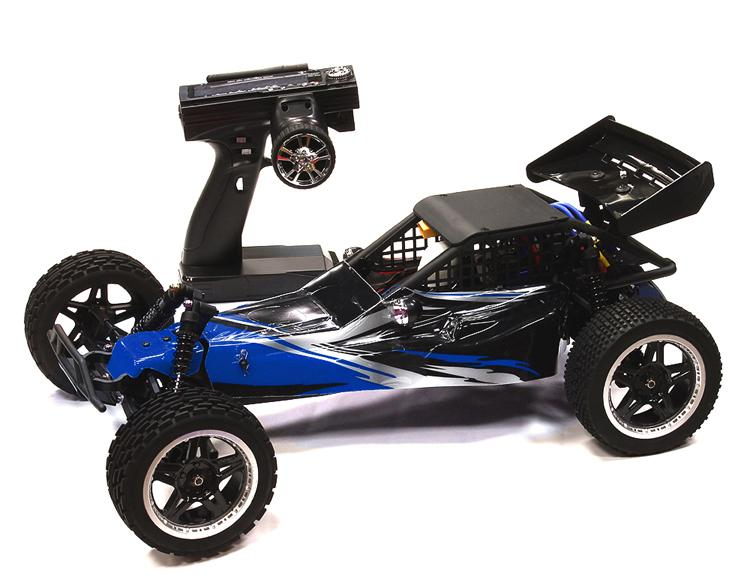 i10BAJA High Performance Brushless RTR 1/10 Baja 2WD Buggy