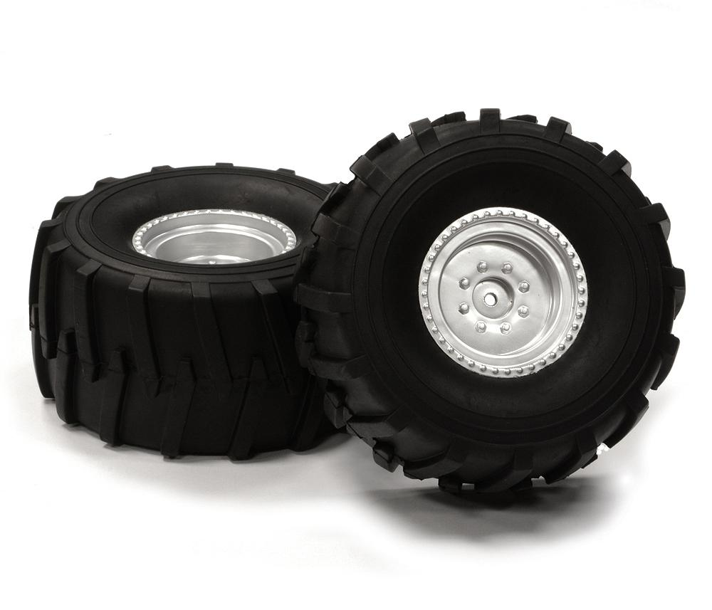 how to make rc tires