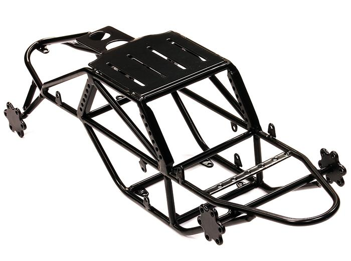 Replacement Steel Roll Cage Body For Rock Crawler Ss01 For