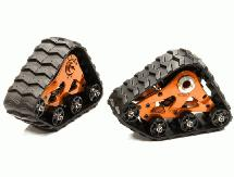Rear Snowmobile & Sandmobile Conversion for HPI 1/8 Apache SC & C1 Flux