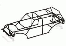 Steel Roll Cage for Traxxas 1/10 2WD Monster Jam Series