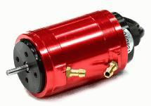 2958 Size Brushless 2881Kv Motor w/ Water Jacket, 3.17mm Shaft for RC Boat