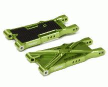Billet Machined Rear Suspension Arms for HPI 1/8 Apache SC & C1 Flux