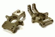 Billet Machined Rear Hub Carriers for HPI 1/8 Apache SC & C1 Flux