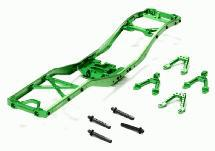V2 Alloy Ladder Frame Chassis Kit for SCX-10 Dingo, Honcho & Jeep