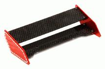 Carbon Fiber Rear Wing for Axial 1/10 EXO Off-Road