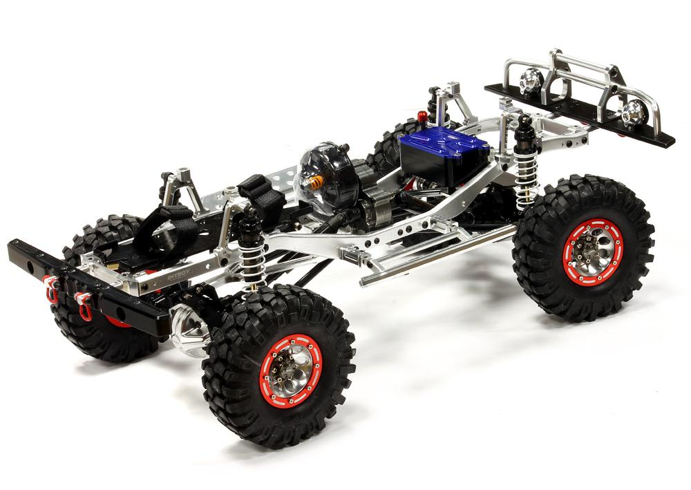 Billet Machined 1 10 Trail Roller 4wd Off Road Scale Crawler Artr