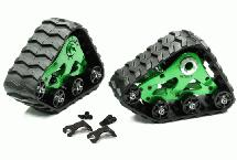 Snowmobile & Sandmobile Conversion for HPI 1/10 Wheely King