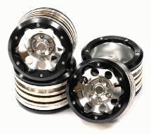 Alloy Type X 2.2 Beadlock Wheel Set Total 40oz (4) w/ 12mm Hex