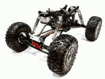 V2 Billet Machined 1/10 Trail Racer 4WD All Terrain Scale Crawler ARTR