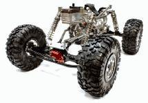 Billet Machined 1/10 Trail Racer 4WD All Terrain Scale Crawler ARTR