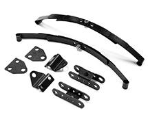 Leaf Spring w/ Mounting Kit for 1/10 Type D90 Off-Road Scale Crawler