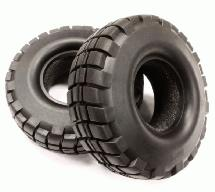 1.9 Size All Terrain (2) Off-Road Tires Type IX (O.D.=109mm)