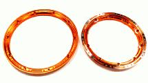 Billet Machined Beadlock Ring Set (1) for Losi 5ive-T