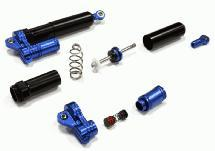 Billet Machined Rebound Adjustable Shock (2) for T-Maxx & E-Maxx (L=104mm)