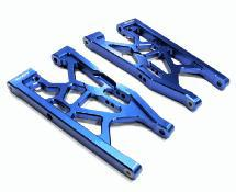 Billet Machined Rear Lower Suspension Arm (2) for Losi 5ive-T