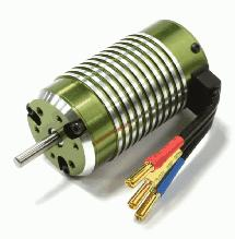 Inrunner Brushless Motor 4274 Size 1400Kv 5mm Shaft for 1/8 & Monster Truck