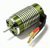 Inrunner Brushless Motor 4274 Size 1800Kv 5mm Shaft for 1/8 & Monster Truck