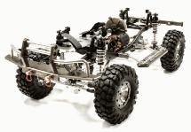 Billet Machined 1/10 Trail Roller 4WD Off-Road Scale Crawler ARTR
