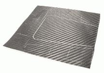 Carbon Fiber Pattern Sticker Set for Type D90 Scale Hard Plastic Body