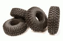 1.9 Size All Terrain (4) Off-Road Tires Tire Type W (O.D.=114mm)