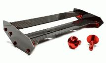 Type IV Carbon Fiber Rear Wing for HPI Baja 5B & 5B2.0