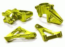 Billet Machined Steering Knuckle Set for HPI Baja 5B2.0, 5T & 5SC