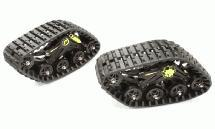 T2 Snowmobile & Sandmobile Kit for 1/10 T-Maxx 4907, 4908, etc., req. T4123