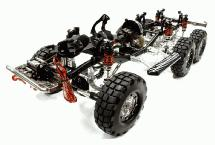 INTEGY RC C26850GREEN 1//10 Model Scale 3 Teeth Digging fork for Off-Road Crawler